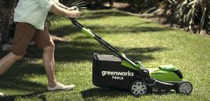 Avis Greenworks Tools sans fil 41cm 40V