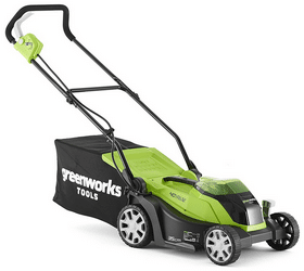Test avis Greenworks 2501907UC
