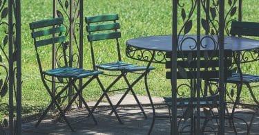 Choix salon jardin