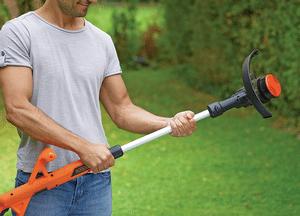 Test et avis sur le coupe bordure sans fil Black+Decker ST1823-QW