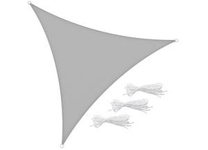 Test et avis sur le voile d'ombrage triangulaire Velway